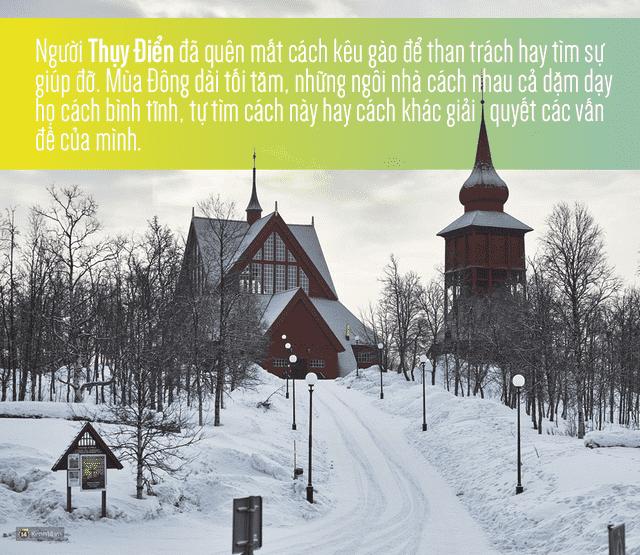 la thu thuy dien 6 Lá thư từ Thuỵ Điển   quốc gia được mệnh danh gần như hoàn hảo