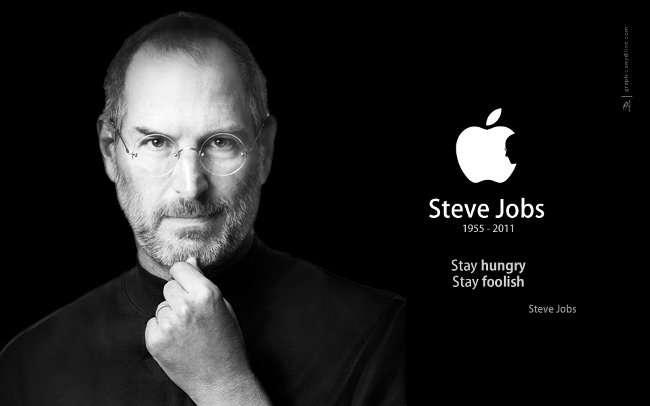 nhan vat steve jobs 2 13 bài học truyền cảm hứng nổi tiếng về cuộc sống từ Steve Jobs