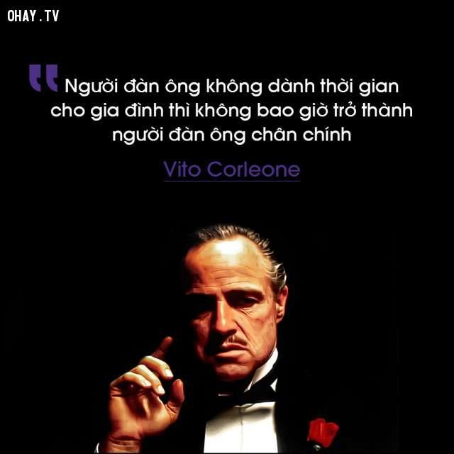 nhan vat vito corleone 17 câu nói phũ nhưng thấm của các nhân vật phản diện thế kỷ