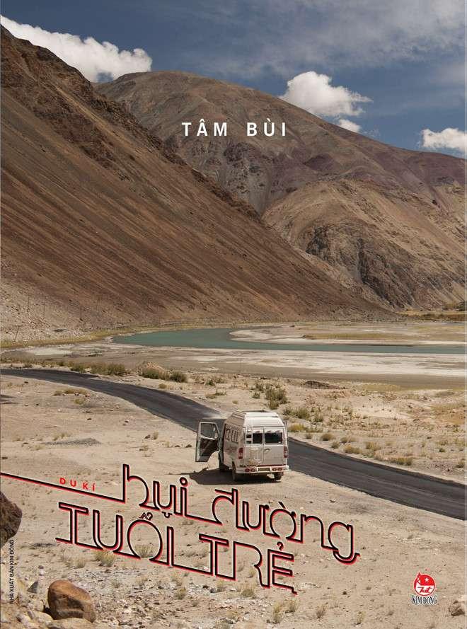 sach bui duong tuoi tre 9 quyển sách hay về du lịch bụi mê hoặc bạn đọc