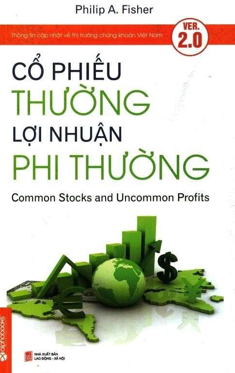 sach co phieu thuong loi nhuan phi thuong Những cuốn sách hay về chứng khoán nên đọc trong đời