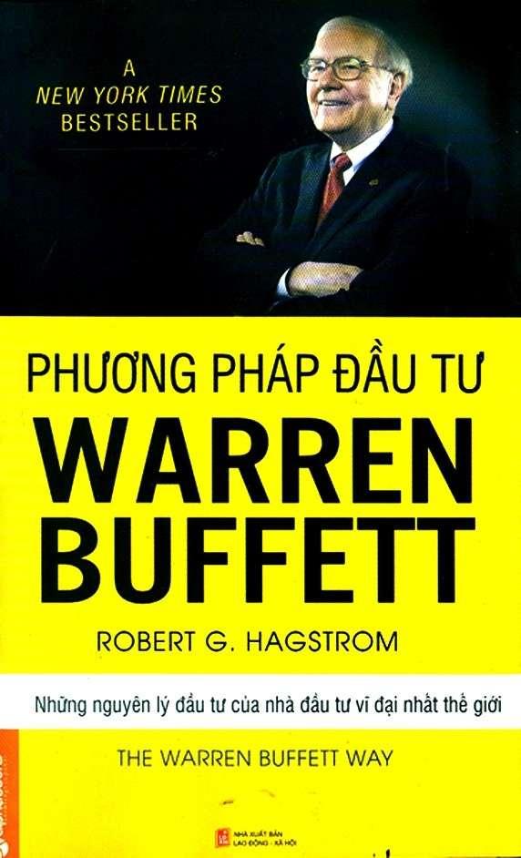 sach phuong phap dau tu warren buffet Những cuốn sách hay về chứng khoán nên đọc trong đời