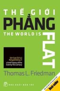 sach the gioi phang 199x300 10 quyển sách hay về cách mạng công nghiệp 4.0 giúp bạn chủ động trong quá trình hội nhập
