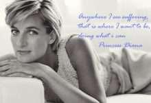 Photo of 15 câu nói nổi tiếng của công nương Diana