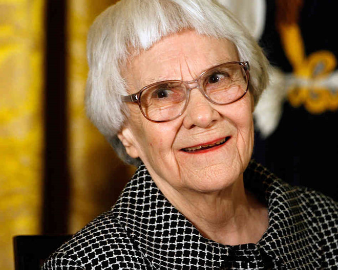 nha van harper lee Những nhà văn nổi tiếng nhất của 50 bang nước Mỹ