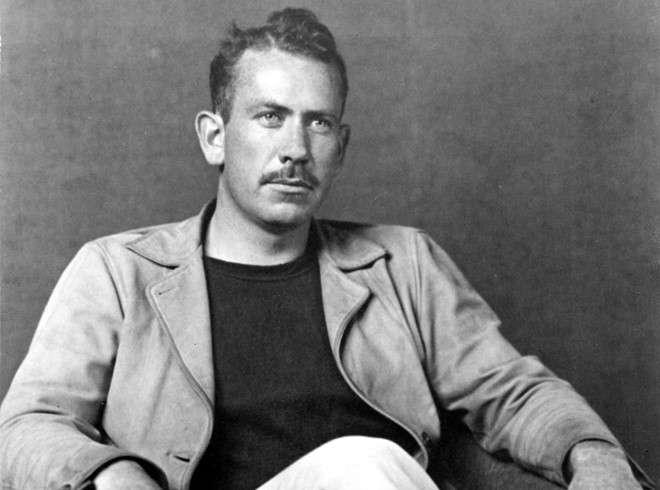 nha van john steinbeck Những nhà văn nổi tiếng nhất của 50 bang nước Mỹ