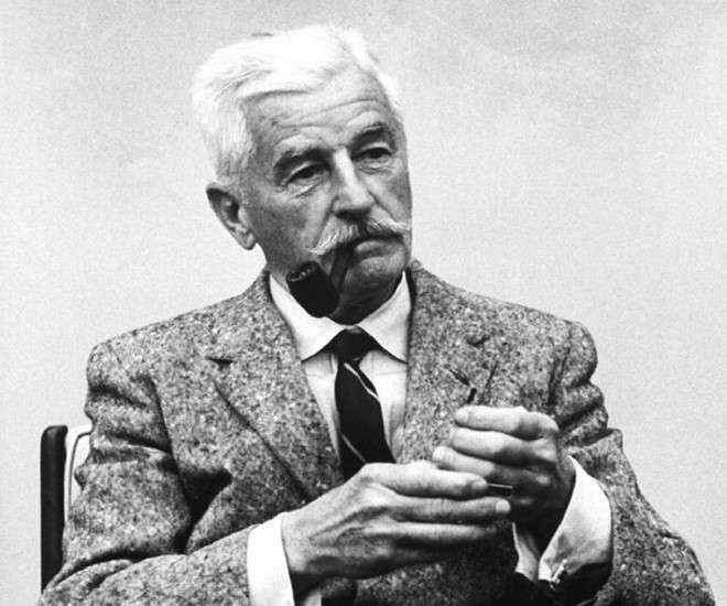nha van william faulkner Những nhà văn nổi tiếng nhất của 50 bang nước Mỹ