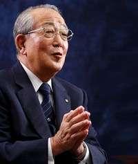 nhan vat inamori kazuo 1 Học triết lý kinh doanh của doanh nhân tài ba Inamori Kazuo