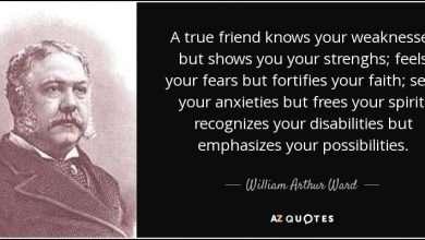 Photo of Những câu danh ngôn hay của William Arthur Ward