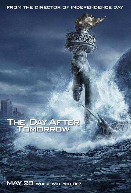 phim the day after tomorrow Những bộ phim bom tấn về thảm họa thiên nhiên