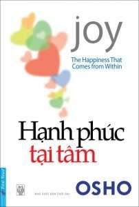 sach hanh phuc tai tam 202x300 Những quyển sách hay nhất của Osho