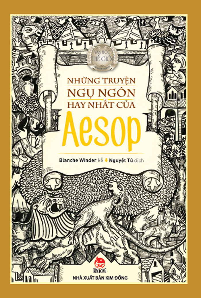 """sach ngu ngon aesop 7 cuốn sách """"sống mãi với thời gian"""""""