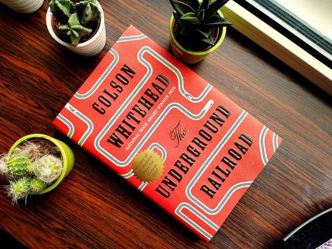 sach the underground railroad Amazon công bố top 100 cuốn sách hay nhất năm 2017