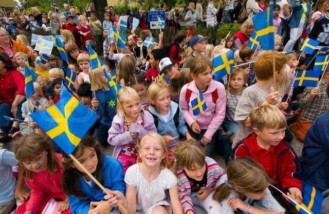 triet ly nuoi day con cua cha me thuy dien 1 8 điều thú vị trong cách nuôi dạy con của cha mẹ Thụy Điển