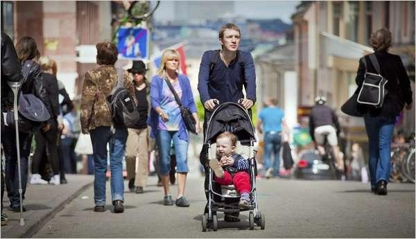 triet ly nuoi day con cua cha me thuy dien 6 8 điều thú vị trong cách nuôi dạy con của cha mẹ Thụy Điển