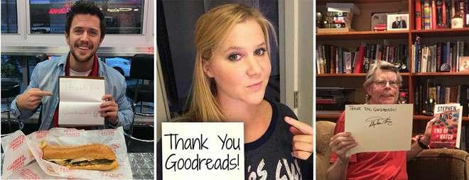 binh chon goodreads 1 Công bố những tác phẩm được vinh danh tại Goodreads Choice Awards 2017