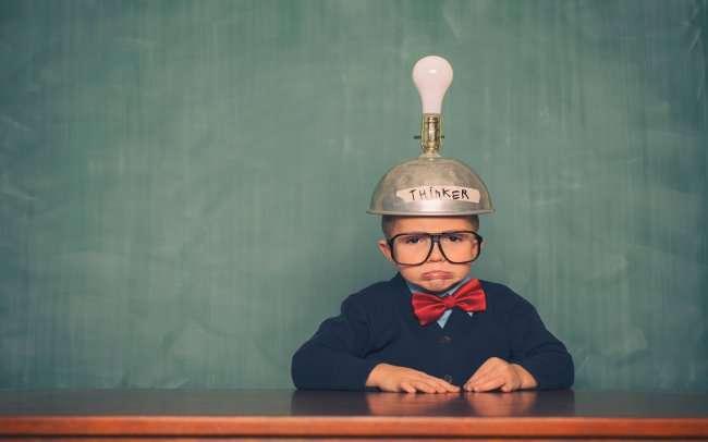 emotion nn05 Người thông minh không phải vốn dĩ sinh ra đã thông minh mà họ phải nỗ lực để đạt được điều đó