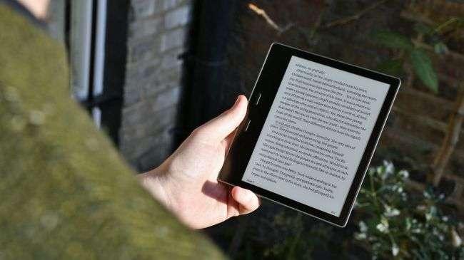 may doc sach amazon kindle oasis Tư vấn mua máy đọc sách Kindle phù hợp với bạn