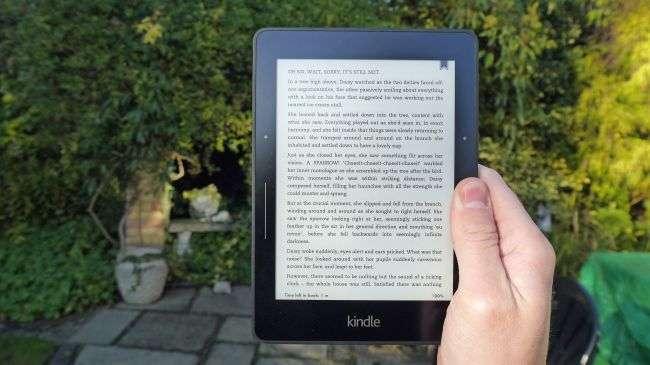 may doc sach amazon kindle voyage Tư vấn mua máy đọc sách Kindle phù hợp với bạn