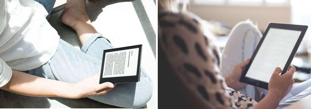 may doc sach hay may tinh bang So sánh máy đọc sách và máy tính bảng