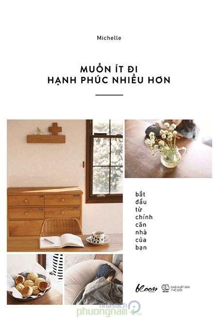 sach muon it di hanh phuc nhieu hon 10 cuốn sách hay về hạnh phúc nhẹ nhàng mà sâu lắng