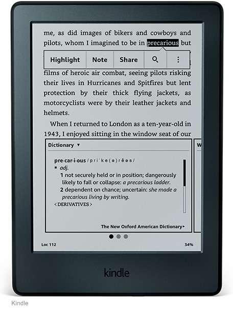 tinh nang may doc sach kindle Amazon Kindle Paperwhite 2017: Máy đọc sách tốt nhất trong tầm giá