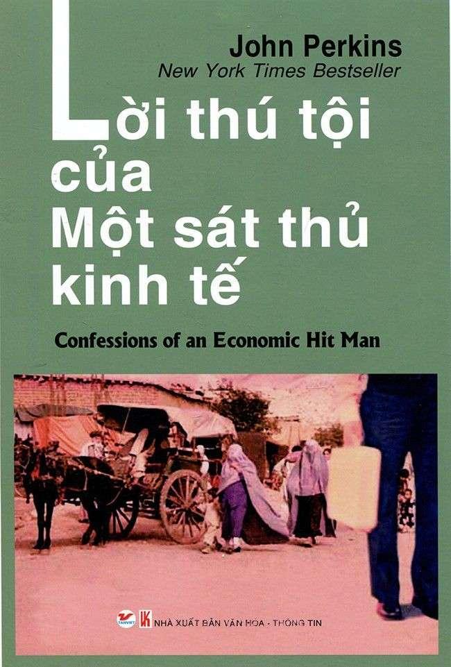 sach loi thu toi cua mot sat thu kinh te 12 quyển sách kinh tế hay nên đọc trong đời