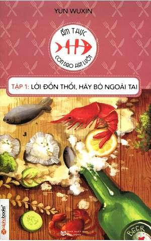 sach am thuc con dao hai luoi 7 cuốn sách hay về nấu ăn giúp bạn hiểu thêm về ẩm thực