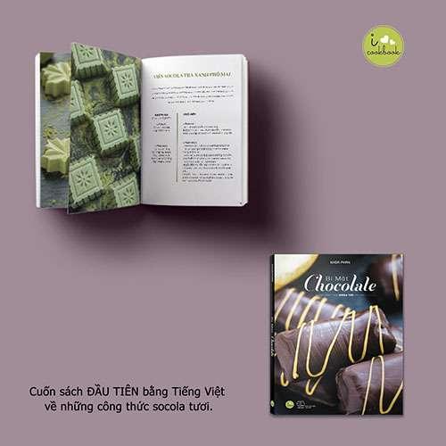 sach bi mat chocolate 8 cuốn sách dạy nấu ăn truyền cảm hứng bếp núc mạnh mẽ
