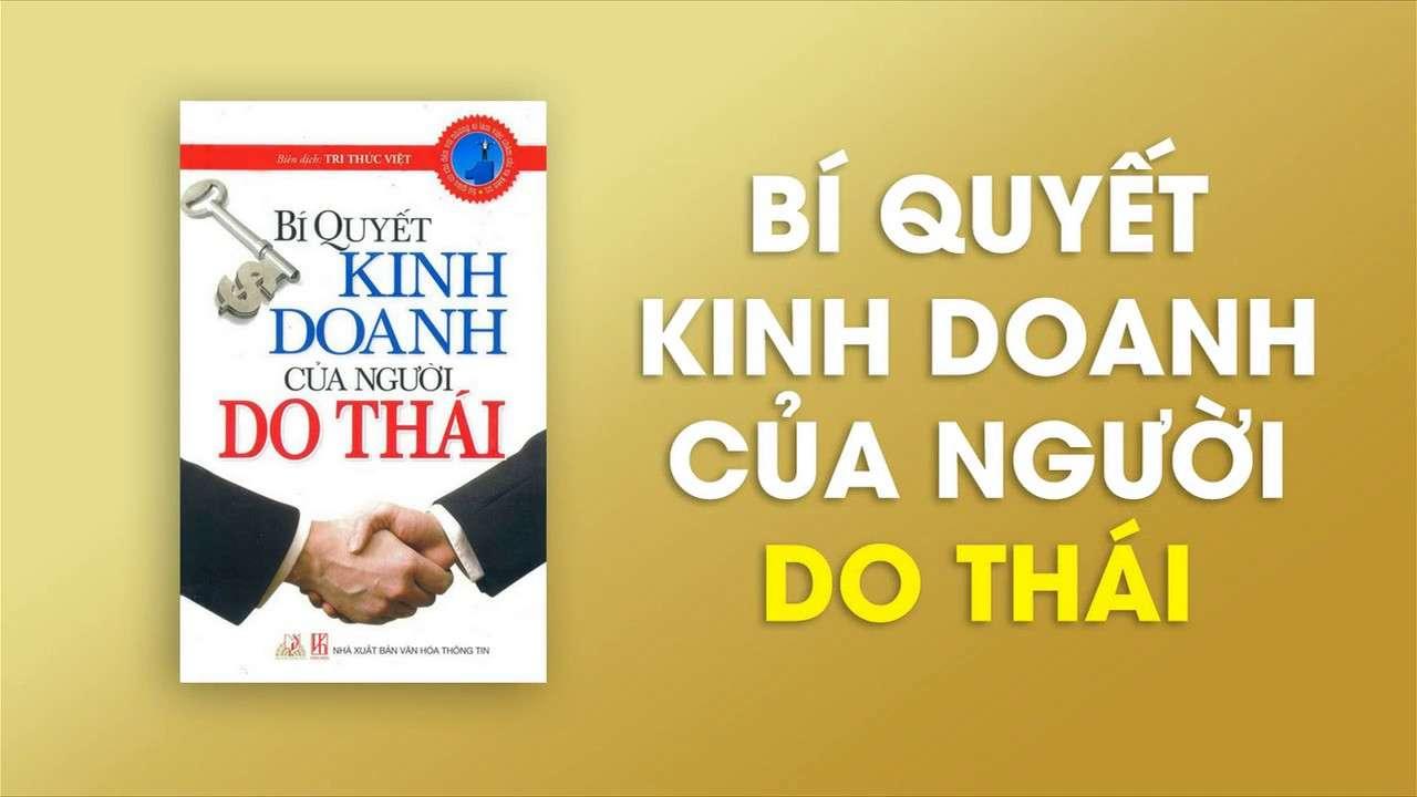 sach bi quyet kinh doanh cua nguoi do thai 12 cuốn sách hay về bán hàng nên đọc để gia tăng doanh số