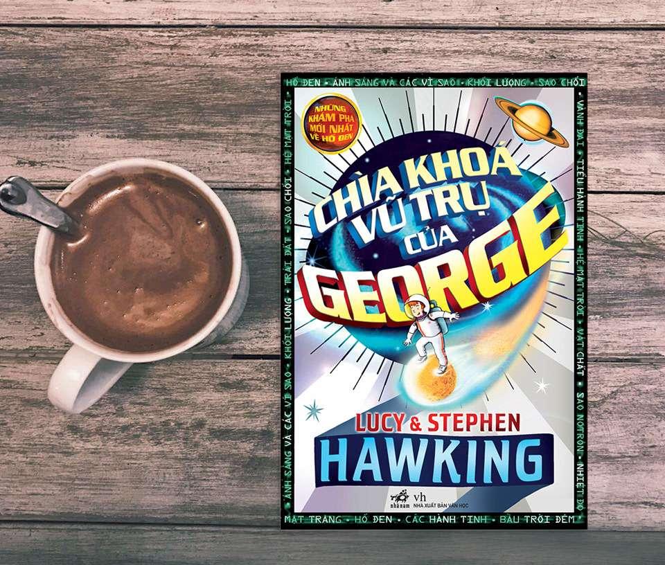 sach chia khoa vu tru 10 quyển sách hay về vũ trụ gần gũi và dễ hiểu