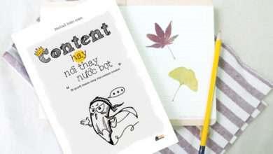 Photo of 6 cuốn sách hay về Content Marketing trực quan dễ hiểu