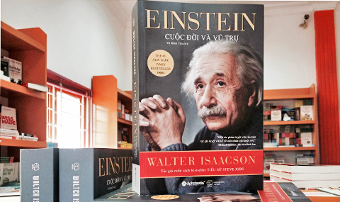 sach einstein cuoc doi va vu tru 10 quyển sách hay về vũ trụ gần gũi và dễ hiểu