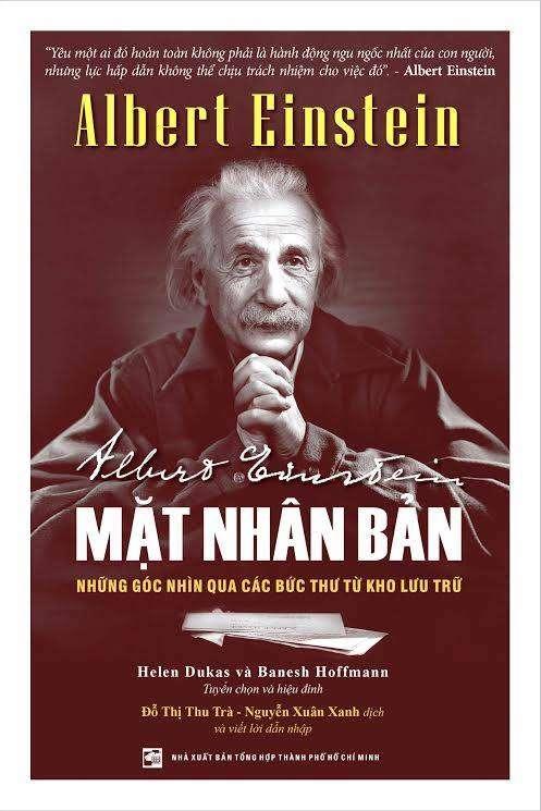 sach einstein mat nhan ban 9 quyển sách hay về Albert Einstein thiên tài vật lý của nhân loại