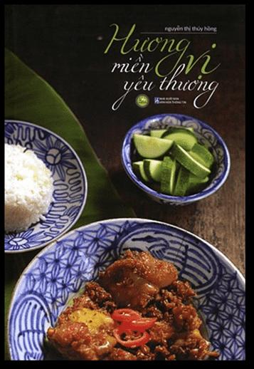 sach huong vi mien yeu thuong 7 cuốn sách hay về nấu ăn giúp bạn hiểu thêm về ẩm thực