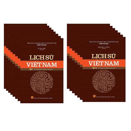 sach lich su viet nam 8 cuốn sách hay về Việt Nam