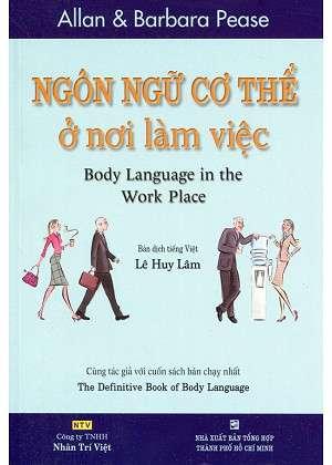 sach ngon ngu co the o noi lam viec 8 cuốn sách hay về ngôn ngữ cơ thể giúp bạn thấu mình hiểu ta