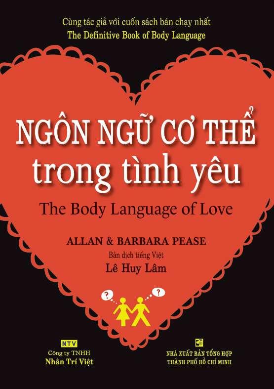 sach ngon ngu co the trong tinh yeu 8 cuốn sách hay về ngôn ngữ cơ thể giúp bạn thấu mình hiểu ta
