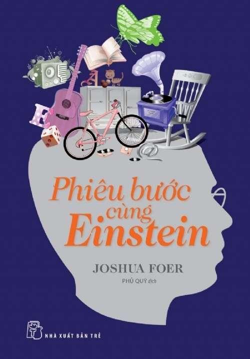 sach phieu buoc cung einstein 9 quyển sách hay về Albert Einstein thiên tài vật lý của nhân loại