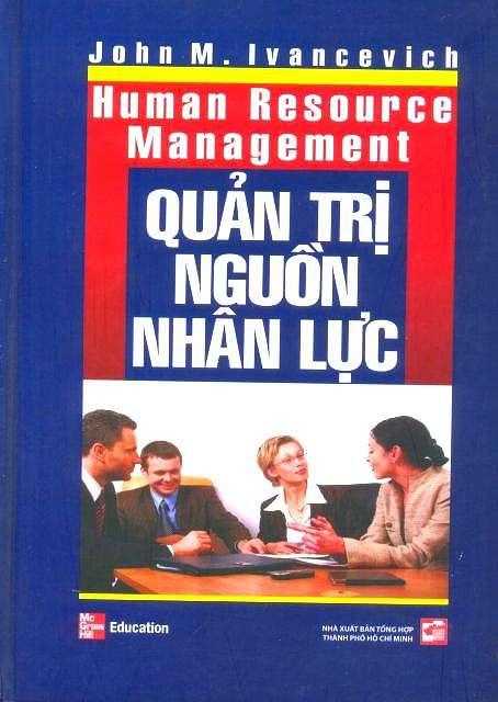 %name 9 cuốn sách hay về quản trị nhân sự