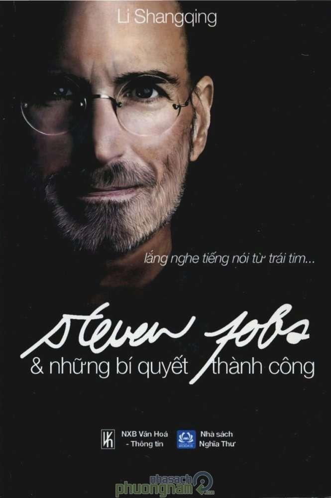sach steve jobs nhung bi quyet thanh cong 9 quyển sách hay về Steve Jobs đọc để khác biệt !