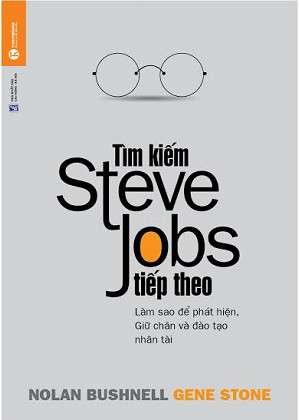 sach tim kiem steve jobs tiep theo 9 quyển sách hay về Steve Jobs đọc để khác biệt !