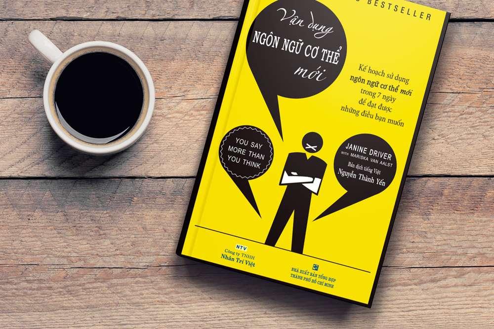 sach van dung ngon ngu co the moi 8 cuốn sách hay về ngôn ngữ cơ thể giúp bạn thấu mình hiểu ta