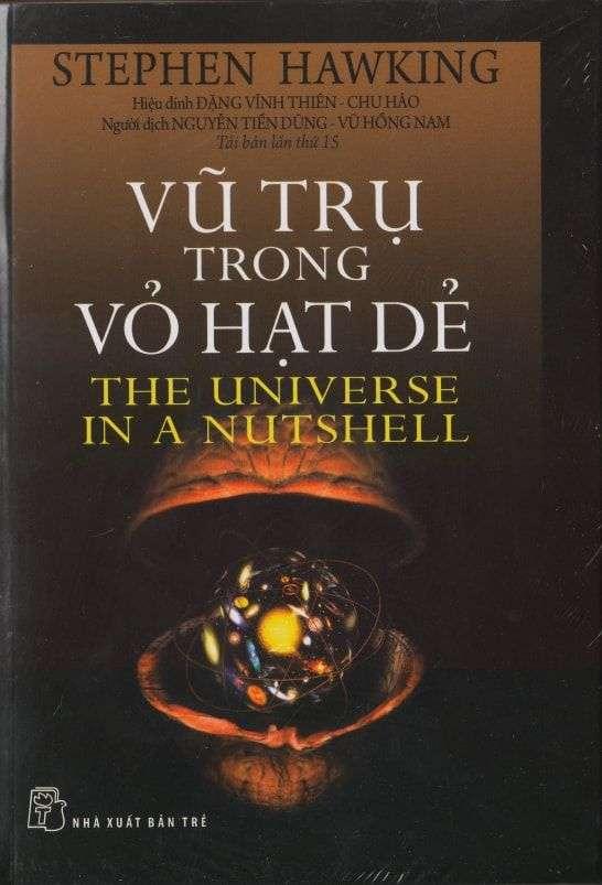 sach vu tru trong vo hat de 10 quyển sách hay về vũ trụ gần gũi và dễ hiểu