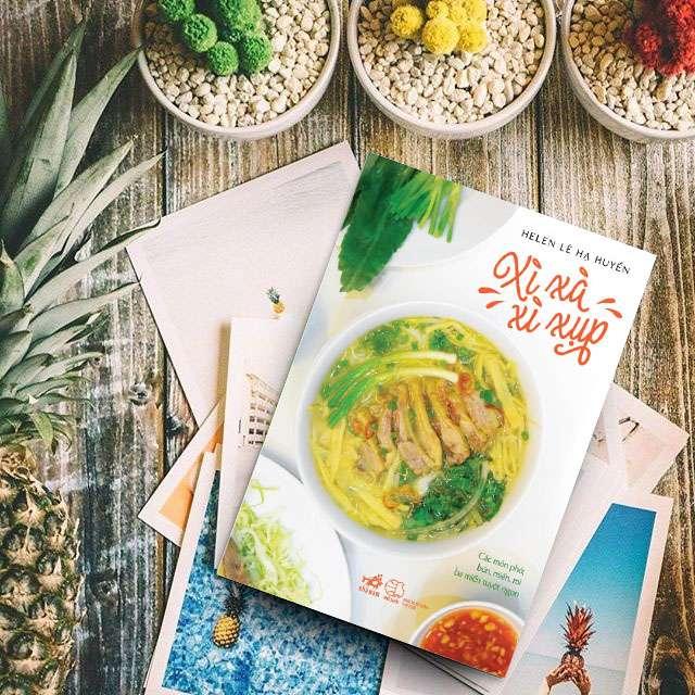 sach xi xa xi xup 8 cuốn sách dạy nấu ăn truyền cảm hứng bếp núc mạnh mẽ