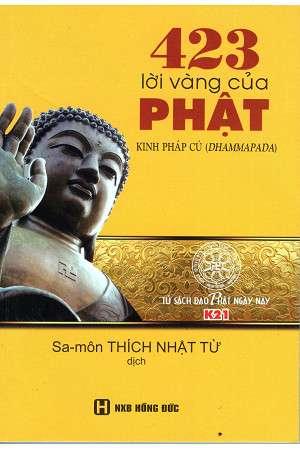 sach 423 loi vang cua phat 10 quyển sách hay về phật giáo đọc để yên vui và hạnh phúc