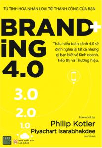 sach branding 4 206x300 10 quyển sách hay về cách mạng công nghiệp 4.0 giúp bạn chủ động trong quá trình hội nhập