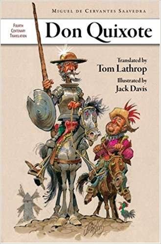 sach don quixote Những tựa sách hay nhất mọi thời đại không thể bỏ qua trong đời