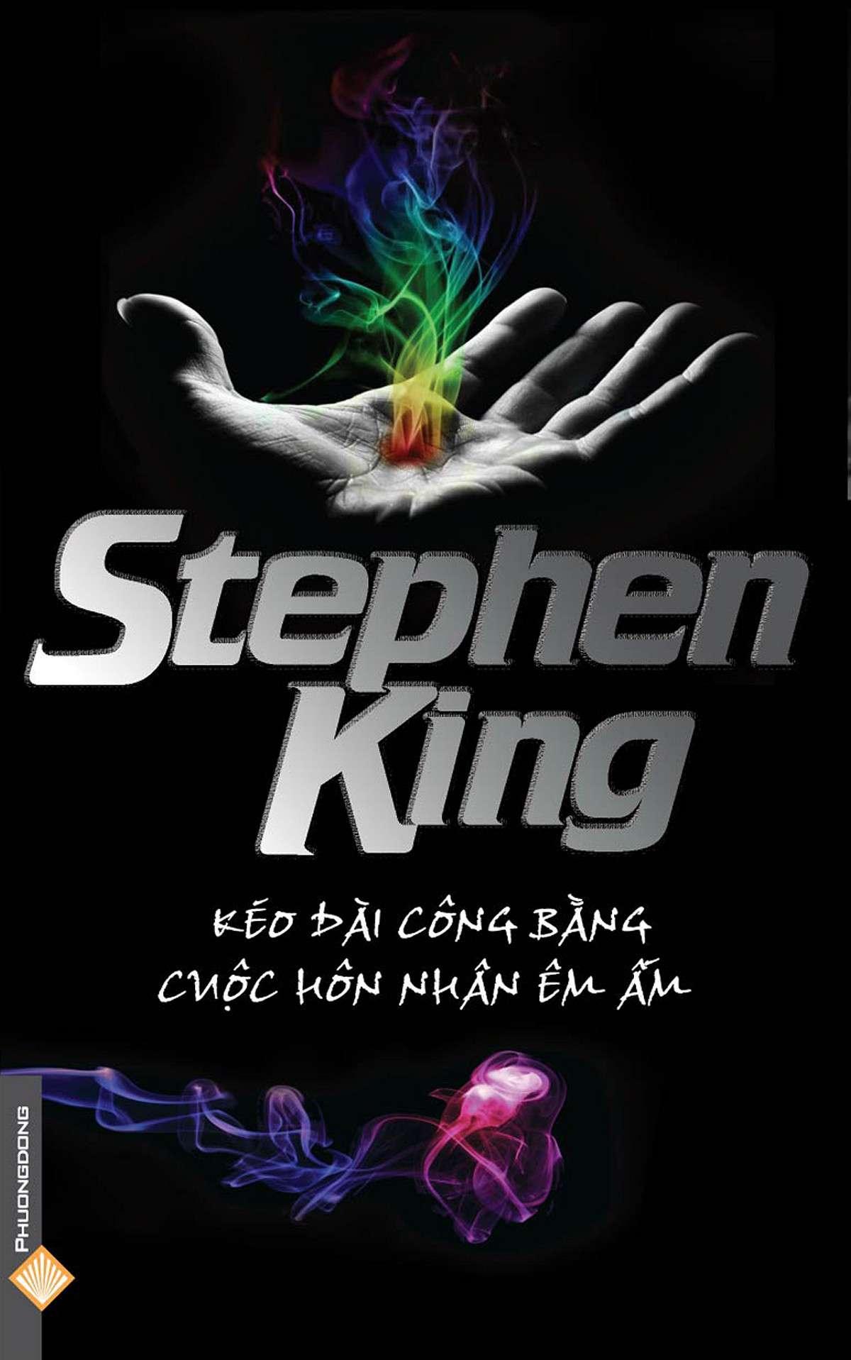 sach keo dai cong bang Những cuốn sách hay nhất của Stephen King khuyên đọc