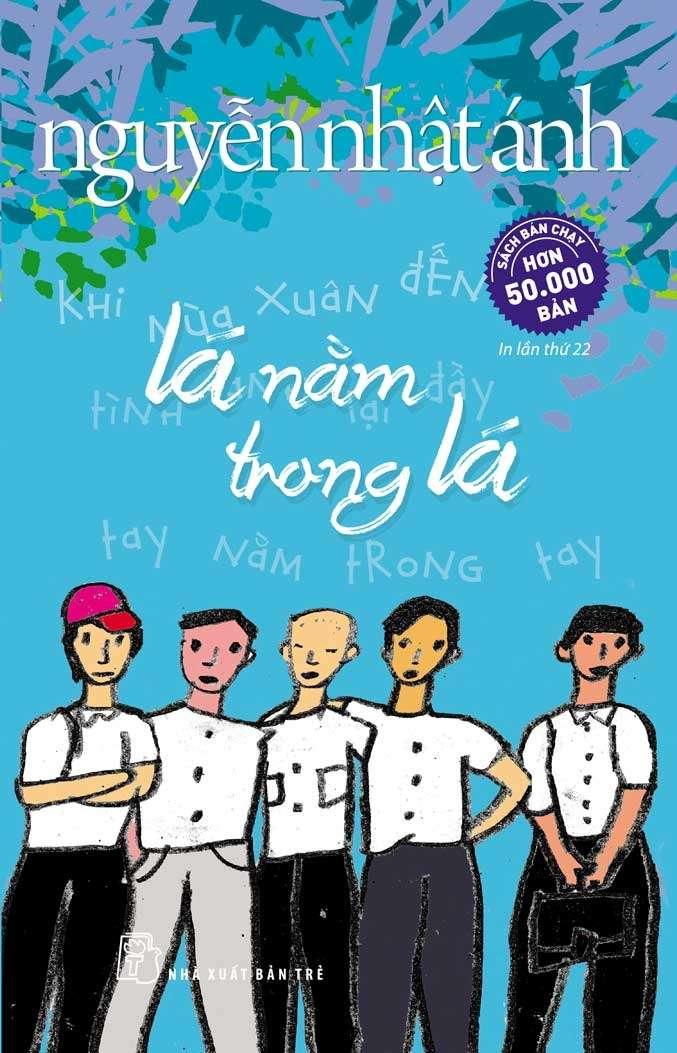 sach la nam trong la Những quyển sách hay nhất của Nguyễn Nhật Ánh